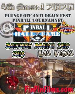Vegas Pinball Tournament Flyer 4
