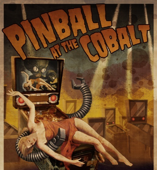 Pinball poster 2012