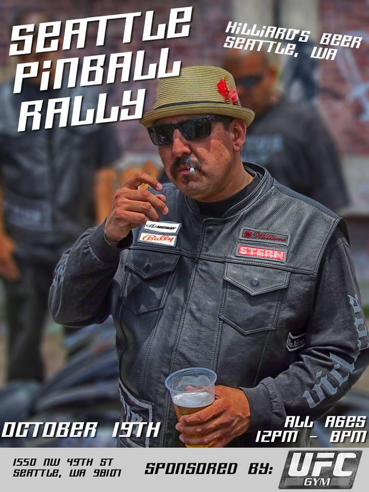 pinball rally 2013