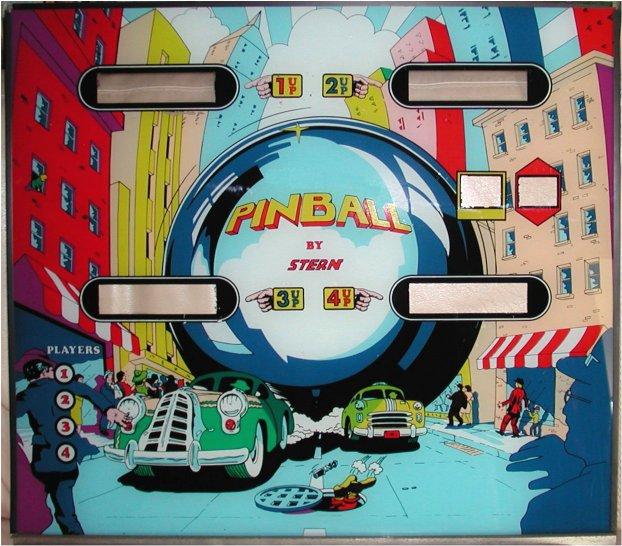rape on a pinball machine