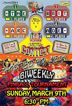 8 Bit tournament