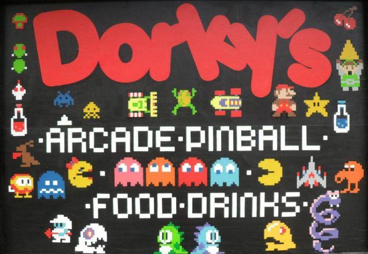 Dorkys logo