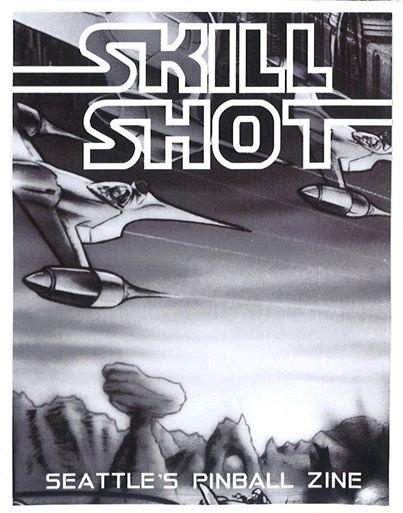 Skill Shot 32 cover