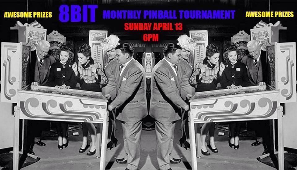8 Bit tournament april