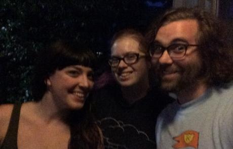 Alexa, Kayla and Graham