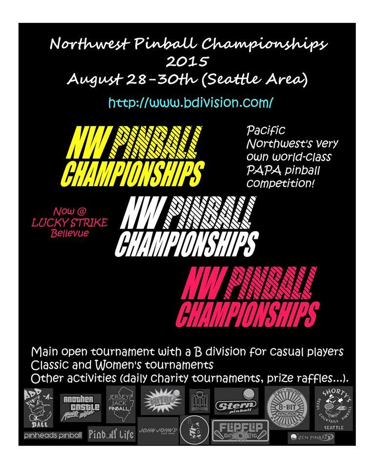 NW championship 2015