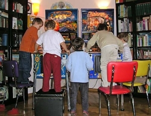 Another Castle's Kids Pinball Tournament