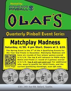 Olafs quartley 2