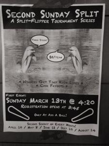 Second Sunday Split Flipper