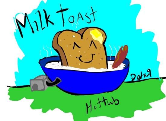 Milktoast Throwdown
