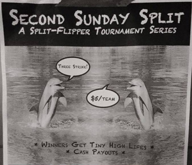 Second Sunday Split Flipper edit
