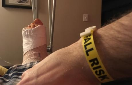 Grahams foot