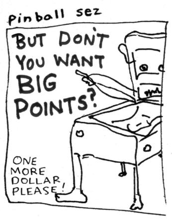 pinball sez BIG POINTS049