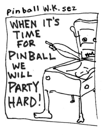 Pinball WK