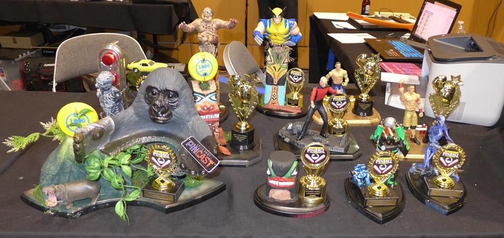 NWPAS Tournament Trophies