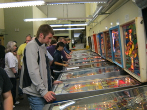 Seattle Pinball Museum - grand opening