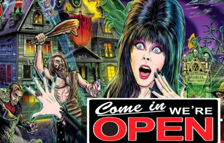 Elvira is Open